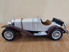 Macheta Mercedes 1928 -1/18 foto