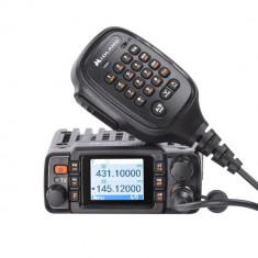 Aproape nou: Statie radio VHF/UHF mobila Midland CT2000 dual band 136-174Mhz - 400-