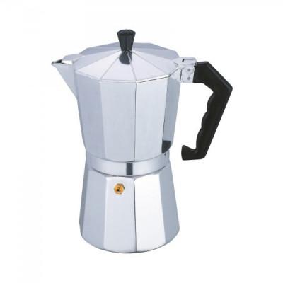 Expresor Cafea Manual pentru Aragaz 9 cesti Bohmann BH9409 foto
