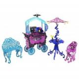 Cafeneaua - Monster High Scaris City of Frights, Mattel