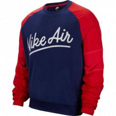 BLUZA Nike M NSW NIKE AIR CREW MIX SSNL