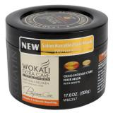Cumpara ieftin Masca de par Wokali Extra Care Salon Cu Keratina, Colagen si Vitamina E