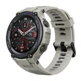 Smartwatch Amazfit T-Rex PRO, ecran 1.3 inch, Bluetooth 5.0, 390 mAh, GPS, display amoled, Desert Grey