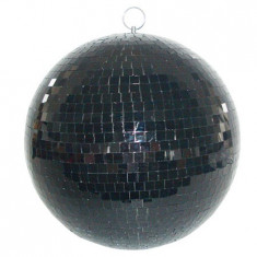 Glob disco oglinzi negre 12 inch/30cm