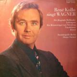 Vinyl René Kollo, Otmar Suitner, Staatskapelle Berlin, Richard Wagner, clasica