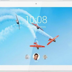 Tableta Lenovo Tab M10 TB-X605L, Procesor Octa-Core 1.8GHz, IPS Capacitive touchscreen 10.1inch, 2GB RAM, 16GB Flash, 5MP, Wi-Fi, Bluetooth, 4G, Andro