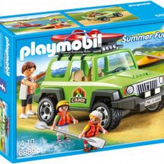 Playmobil Summer Fun - Vehicul de Teren
