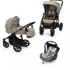 Carucior 3 in 1 Baby Design Lupo Comfort 09 Beige