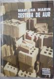 MARIANA MARIN - ZESTREA DE AUR (VERSURI, 1981-2002) [DEDICATIE / AUTOGRAF]