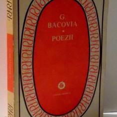 POEZII de GEORGE BACOVIA , 1980