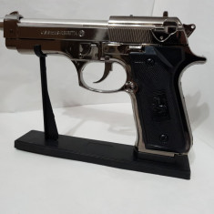 Pistol bricheta Beretta 9mm M9 - 45 lei