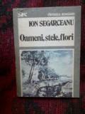 D5 Oameni, stele , flori - Ion Segarceanu
