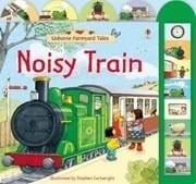 Noisy Train Book foto