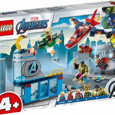LEGO Marvel Super Heroes - Furia Razbunatorilor impotriva lui Loki 76152