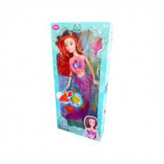 Papusa Sirena Ariel