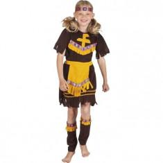 Costum Indian Fetite 4-6 ani