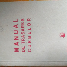 Manual de trasarea curbelor- Sburlan