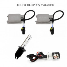 H3 CAN-BUS 12V 35W 6000K Best CarHome