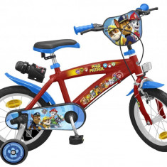 Bicicleta copii Toimsa Nickelodeon Paw Patrol 14 inch