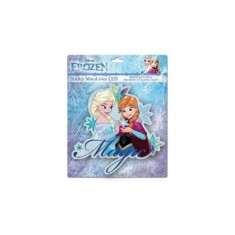 Sticker de perete cu led Frozen Magic SunCity