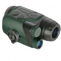 Binoclu Night Vision Yukon NVMT Spartan, 1x - 24 mm, distanta detectie 80 m