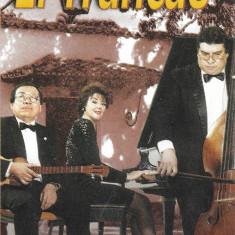 Caseta El Trio– El Trancao (Música Venezuolana), originala, latino