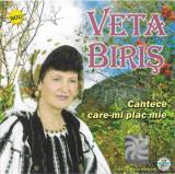 CD Veta Biriș – Cântece Care-mi Plac Mie, original