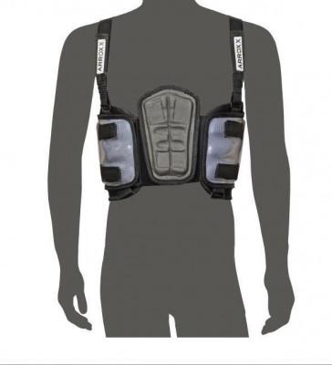 Protectie Arroxx Top Q pentru coaste, Pilot Kart, culoare negru, marime XL Cod Produs: MX_NEW 54400XL foto