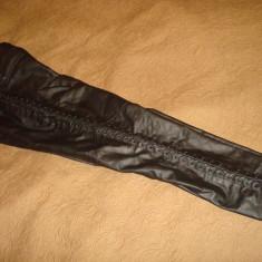 Pantaloni dama, piele naturala de vitel/Moto/Motor/Rock/model HARLEY DAVIDSON