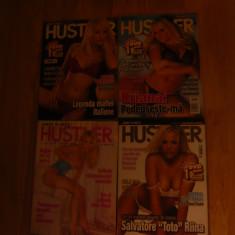 Lot 4 Reviste sexi - Hustler limba romana apr.2002 ,oct si nov.2009 ,iulie 2010