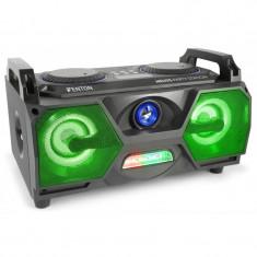 Boxa activa partystation Bluetooth / USB 60W RMS FENTOM