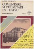 Comentarii si delimitari in teatru, Camil Petrescu