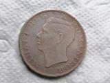 Romania 500 lei 1944 argint .aunc 2