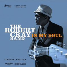 Robert Cray Band The In My Soul LP (vinyl)