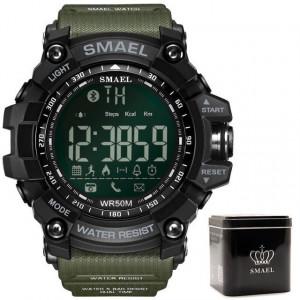 Sport Smartwatch Ceas Inteligent Smael EX16 WaterResist 50M Shock Resistant,NOI
