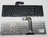 Tastatura laptop noua Dell 17R N7110 XPS 17 L702X 5720 Vostro 3750 AZERTY FRANCEZA DP/N 34NYW