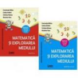 Manual Matematica si explorarea mediului pentru clasa a II-a, 2 volume - Constanta Balan, Cristina Voinea, Corina Andrei, Nicoleta Stan