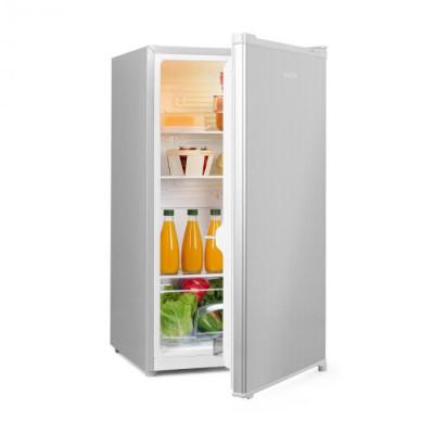 Klarstein Hudson, frigider, A ++, 88 de litri, sertar vegetal, compresie, argintie foto
