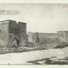 cp Cetatea Alba : Cetatea lui Stefan cel Mare - 1936