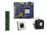 KIT Placa de baza (SHD) ASROCK N68-VGS3-UCC + AMD Athlon II X2 + 4GB DDR3