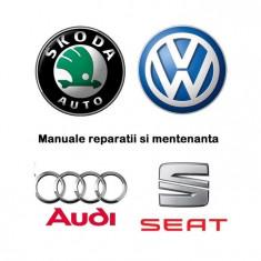 Manuale reparatii VAG (VW / Audi / Skoda / Seat)