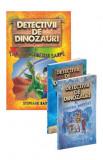 Cumpara ieftin Pachet Detectivii de dinozauri 2, Curtea Veche