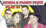 Casetă audio Denisa & Florin peste Play AJ, originală, Casete audio