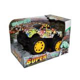 Jeep frictiune, grafitti - Splash