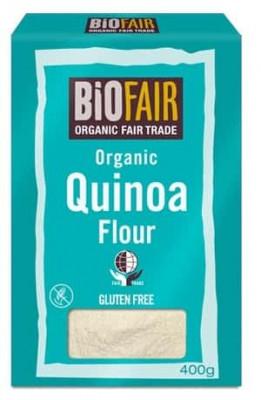 Faina de quinoa bio 400g foto