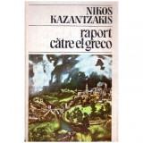 Raport catre El Greco, Nikos Kazantzakis
