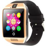 Cumpara ieftin Smartwatch cu telefon iUni Apro U16, Camera, BT, 1.5 inch, Auriu