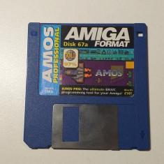 Joc AMIGA Amos Proffesional - G