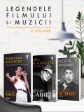 Pachet Legendele filmului și muzicii 3 vol.