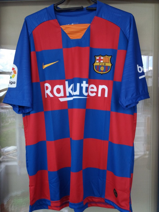 Tricou Barcelona 2020